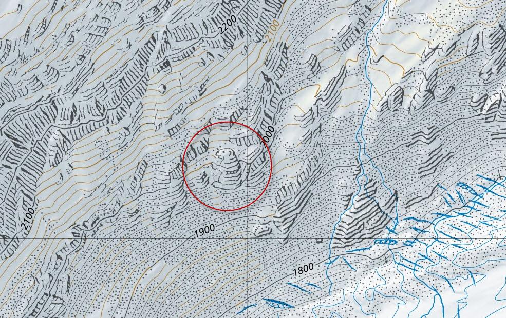 The Doodles Hidden Inside Swiss Maps Amusing Planet