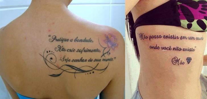 Frases Perfeitas Para Tatuagem 2018 Portal Dicas