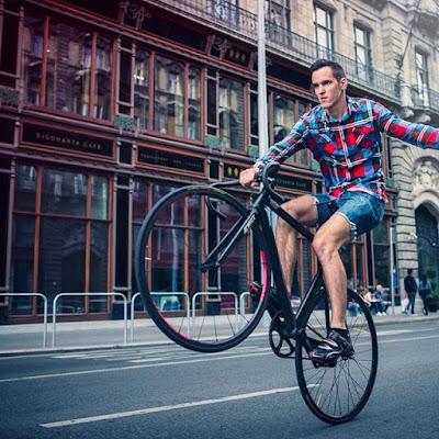 sức hút từ xe đạp fixed gear 1