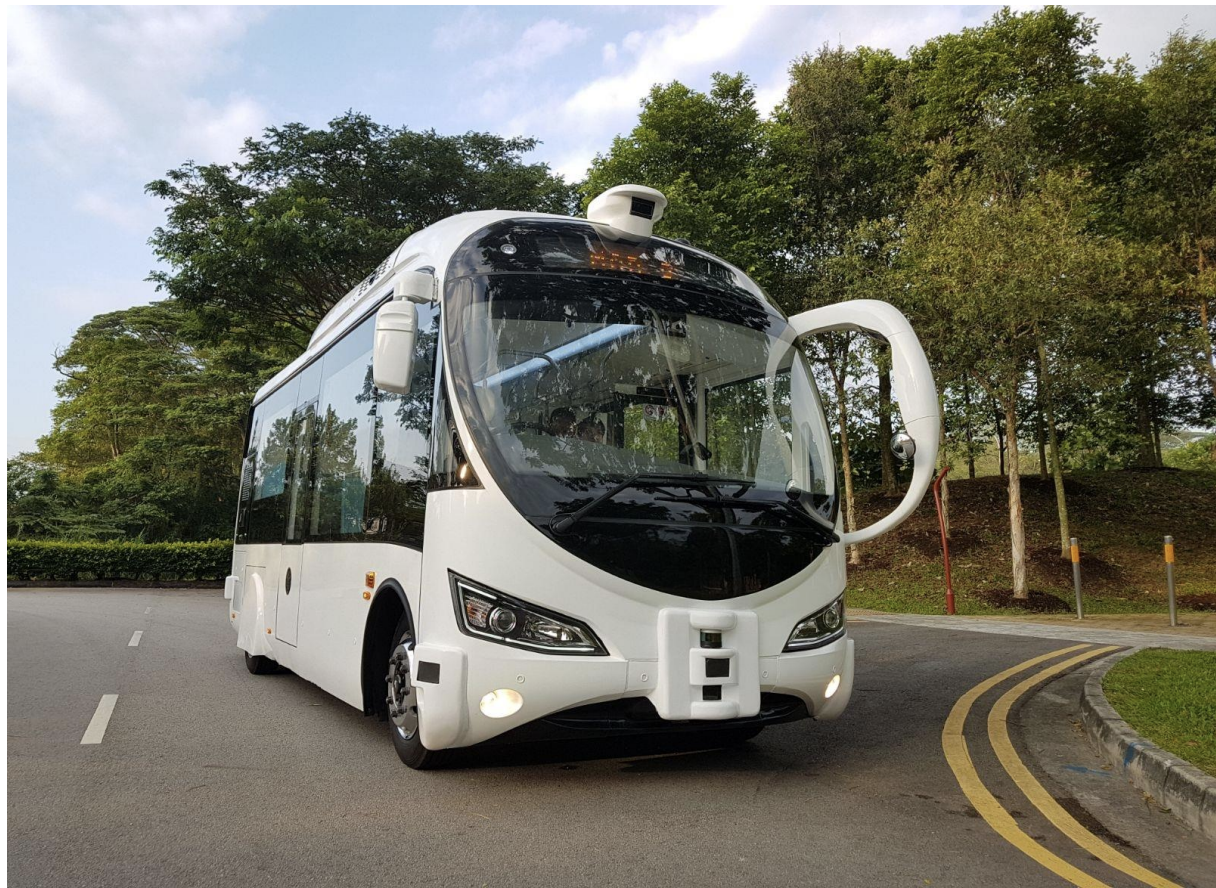 In 2019, as part of a three-month public trial, visitors and staff in Sentosa will be able to hail the autonomous shuttles via their smartphones or at kiosks, along a longer 5km route.