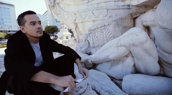John lloyd Cruz makes a special appearance in McLisse fashion film