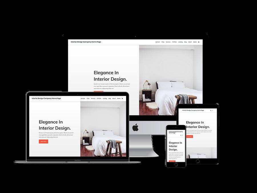 Contoh Template Website Company Profil 10