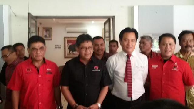Tim Prabowo-Sandi: Semoga Yusril Bahagia Bersama Jokowi