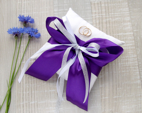 wedding pillow, свадебный декор