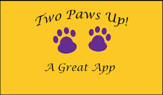 Two Paws Up--A Great App!