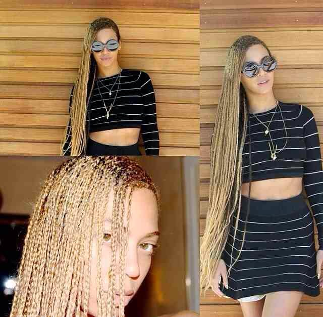 Astonishing Beyonce Bringing Back Braid Trend Yay Or Nay Welcome To Hairstyle Inspiration Daily Dogsangcom