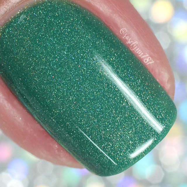 Smokey Mountain Lacquers - Demeter
