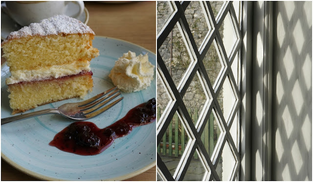 cake and window - Carrie Gault