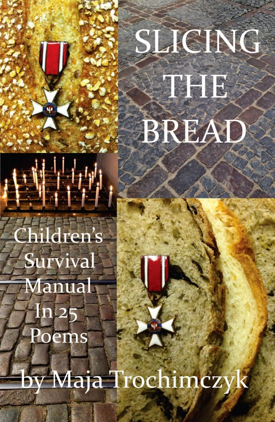 Cover of Slicing the Bread by Maja Trochimczyk 2014