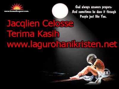 Download Lagu Terima Kasih - Jacqlien Celosse
