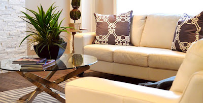 Buat sofa siap reques