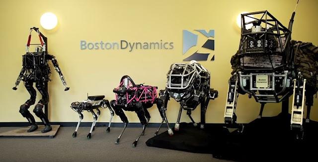 Te presentamos el más reciente Robot de Google