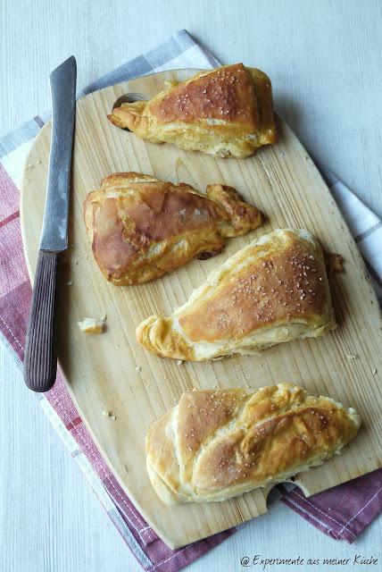 Experimente aus meiner Küche: Laugenecken #breadbakingfriday