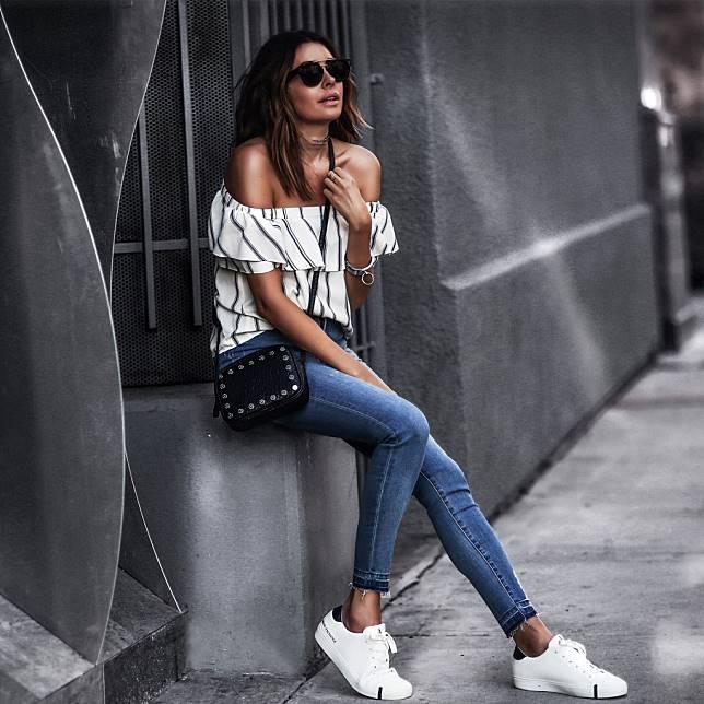 5 Jenis Sepatu yang Cocok Dipakai dengan Skinny Jeans