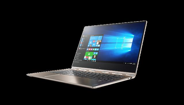 Lenovo lleva al máximo la portabilidad con la última portátil y tablet Yoga