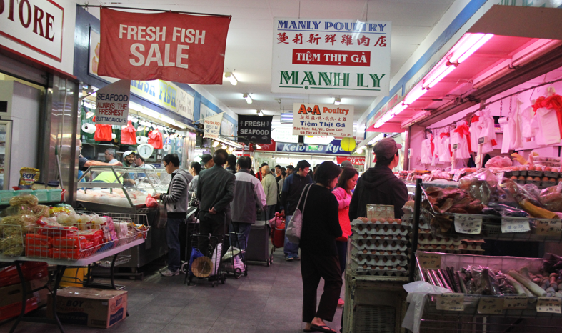 8 Ways To Save Money in Melbourne (Footscray for Groceries)