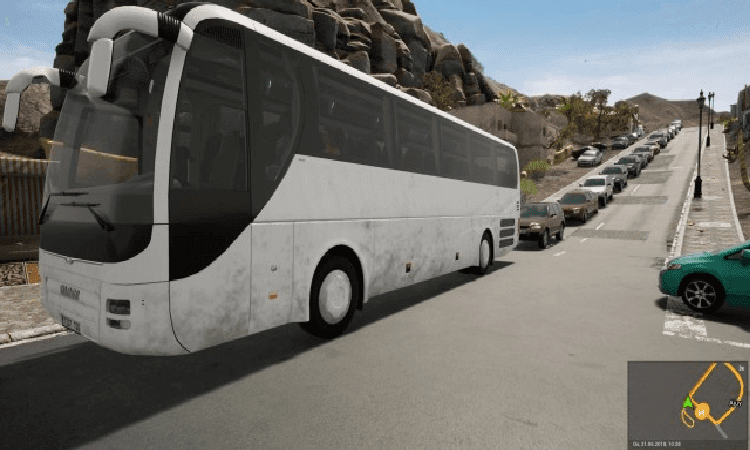 تحميل لعبة Tourist Bus Simulator