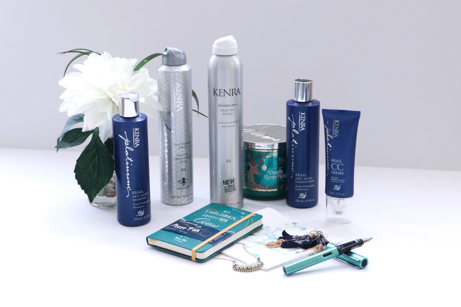 Getting fabulous hair help with Kenra Professional new products ...