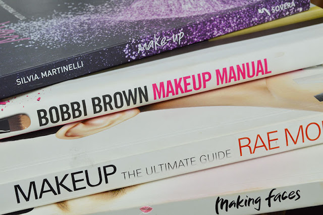 libri trucco principianti, making faces kevyn aucoin, the ultimate guide rae morris, bobbi brown makeup manual, makeup silvia martinelli