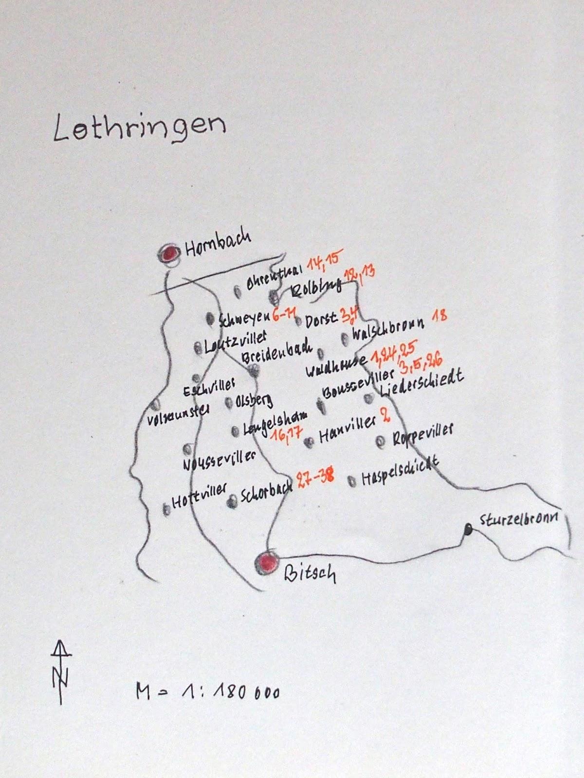 Kreuzwege - Wegkreuze