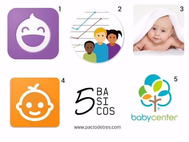 5 aplicaciones básicas en maternidad
