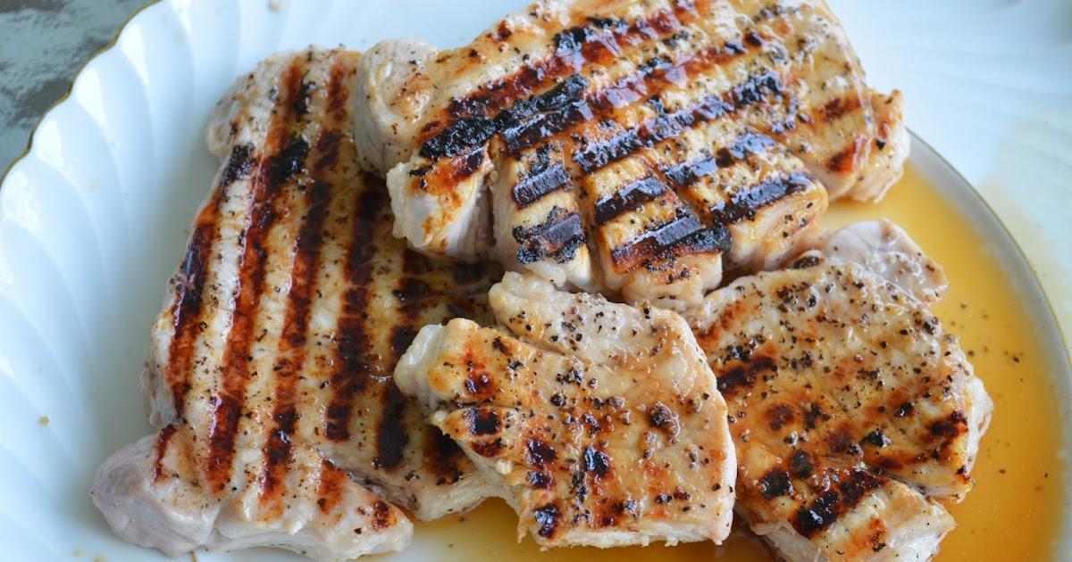 Test Kitchen Pork Chops Anchovy
