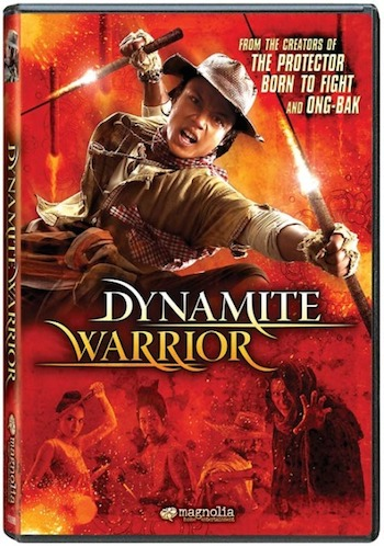 Dynamite Warrior 2006 Dual Audio Hindi Movie Download