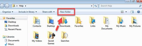 folder-kaise-create-kare