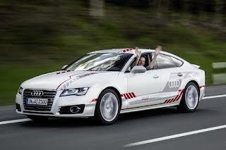 Guida Utonoma Prosegue Ricerca Audi