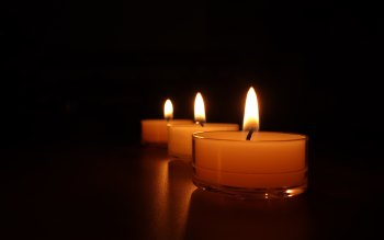 Wallpaper: Candles