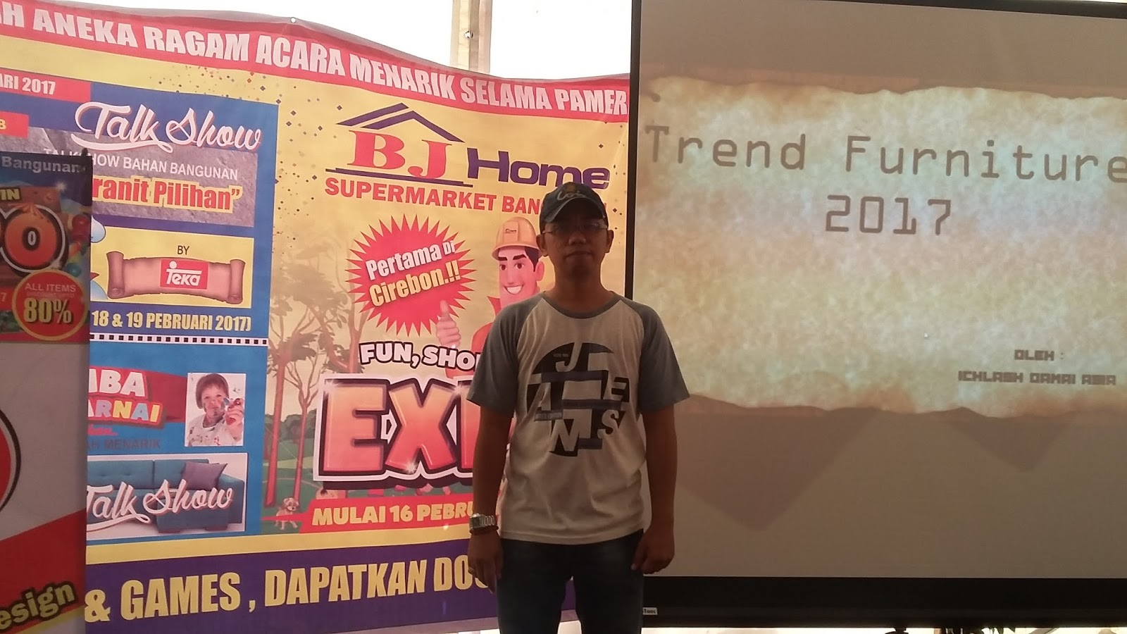 Idesign Arsitektur Talk Show Tren Furniture 2017 Di Bj Home Cirebon