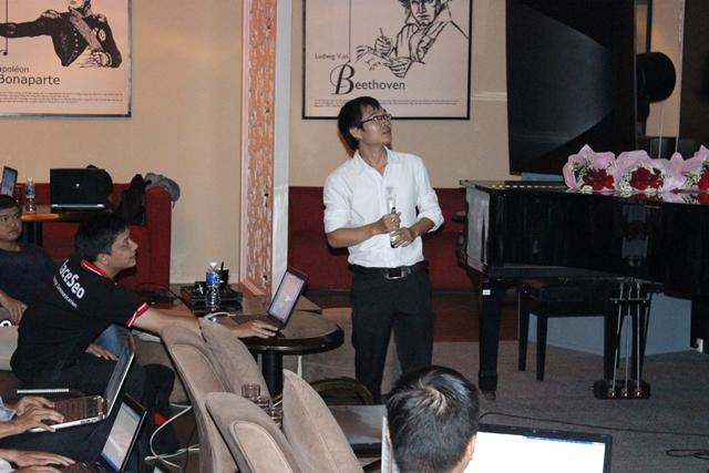 Đào tạo SEO tại Nam Định uy tín nhất, chuẩn Google, lên TOP bền vững không bị Google phạt, dạy bởi Linh Nguyễn CEO Faceseo. LH khóa đào tạo SEO mới 0932523569.