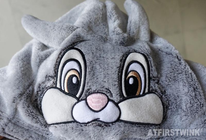 Primark Disney bambi thumper cape hood bunny ears