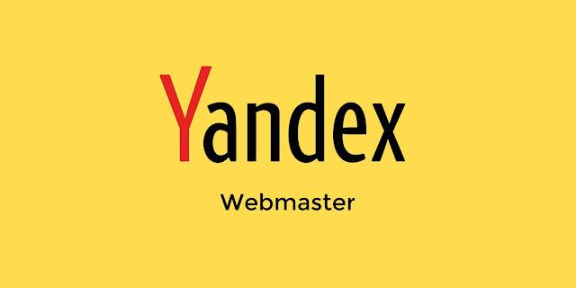 Cara Verifikasi Blog Ke Yandex Wemaster