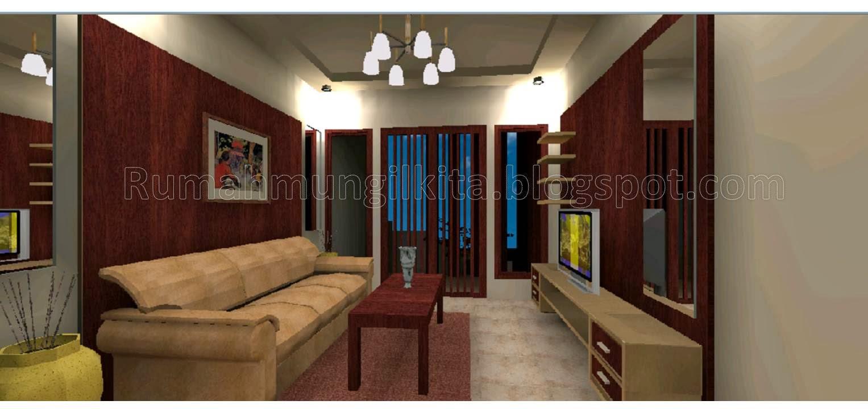 Desain Ruang Tamu Minimalis Ukuran 3x4 Expo Desain Rumah
