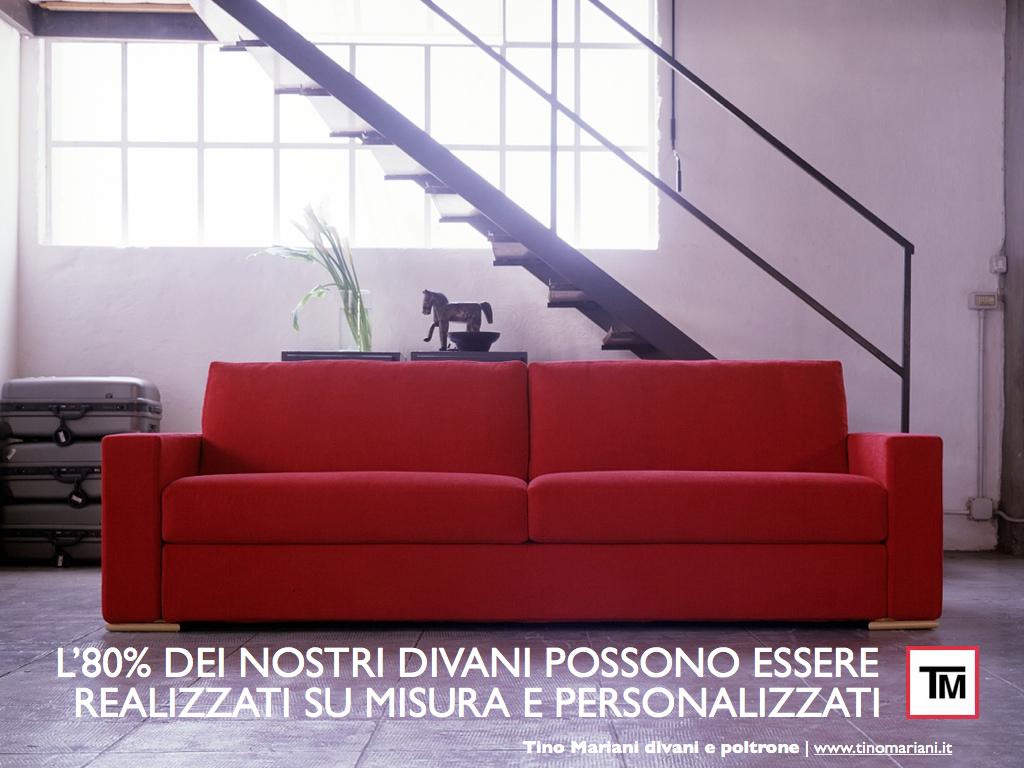 Divani blog  Tino Mariani Produzione e vendita divani su misura
