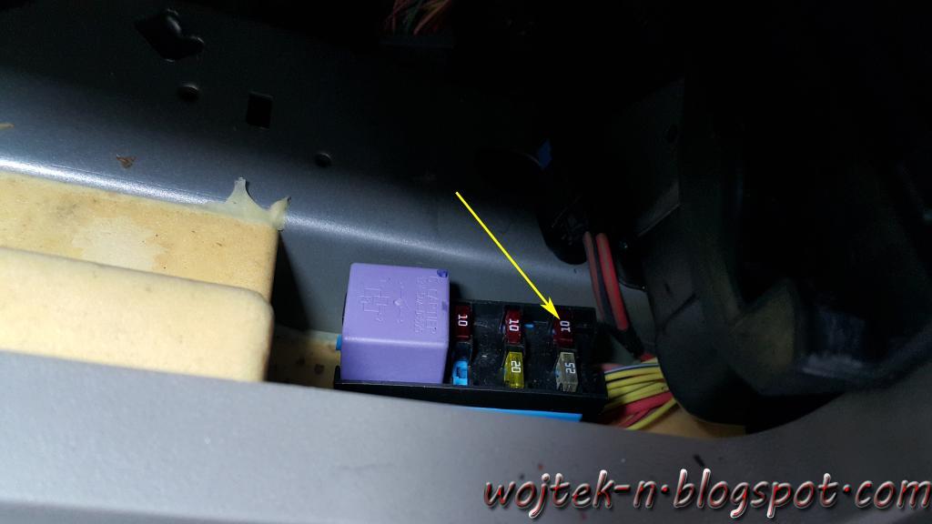 wojtek-n UPDATE UPDATE cigarette lighter fixing, cigarette lighter
