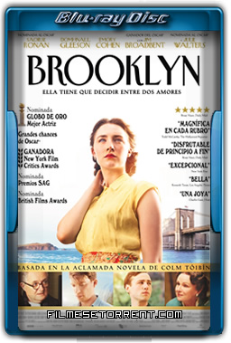 Brooklyn Torrent 2016 720p e 1080p BluRay Dual Áudio