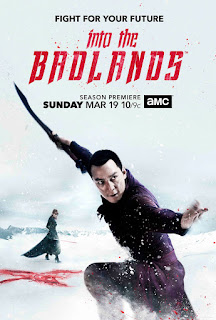 Into the Badlands Season 2 Poster