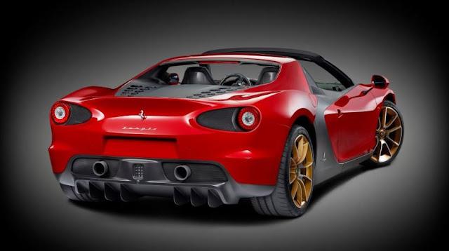 2018 Ferrari Dino Exterior