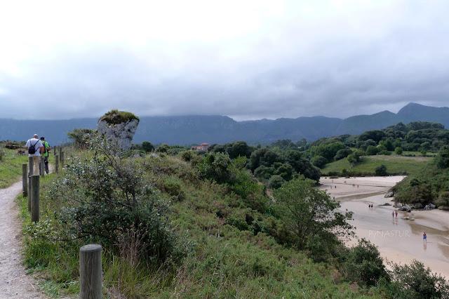 Playa de Póo - Asturias