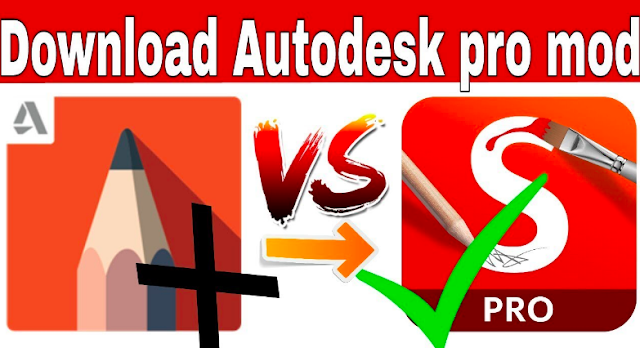 Download Autodesk Sketchbook Pro Apk Mod Full Unlocked Fitur