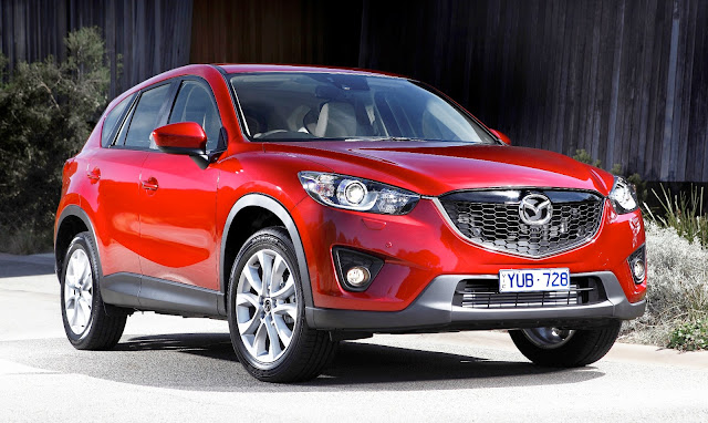 Mazda cx-5 Mobil Keren Berdesain Elegan