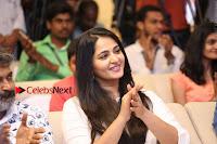 Actress Anushka Shetty New Pos in White Dress at World Of Baahubali Launch  0019.JPG