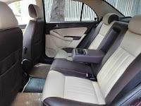 merawat jok kulit asli mobil leather seat