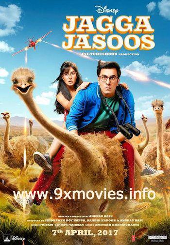 Jagga Jasoos 2017 Hindi 720p BluRay 1.1GB