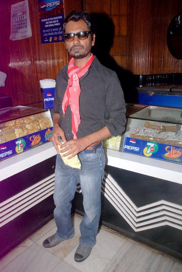 Huma Qureshi Nawazuddin Siddiqui promot Gangs Of Wasseypur 2
