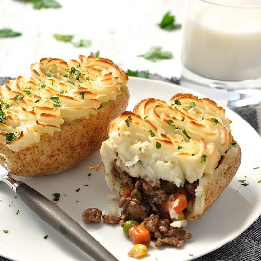 Ricette pasquali alternative / La Shepherd-Cottage Pie