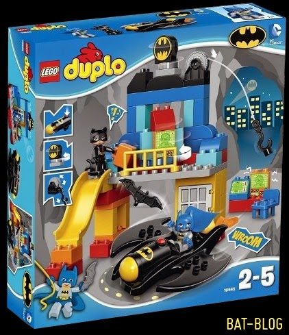 Bat Blog Batman Toys And Collectibles New Lego Duplo