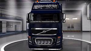 Realistic chrome for all trucks SCS v1.1